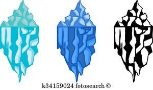 300x178 Tip Iceberg Clip Art Eps Images. 59 Tip Iceberg Clipart Vector