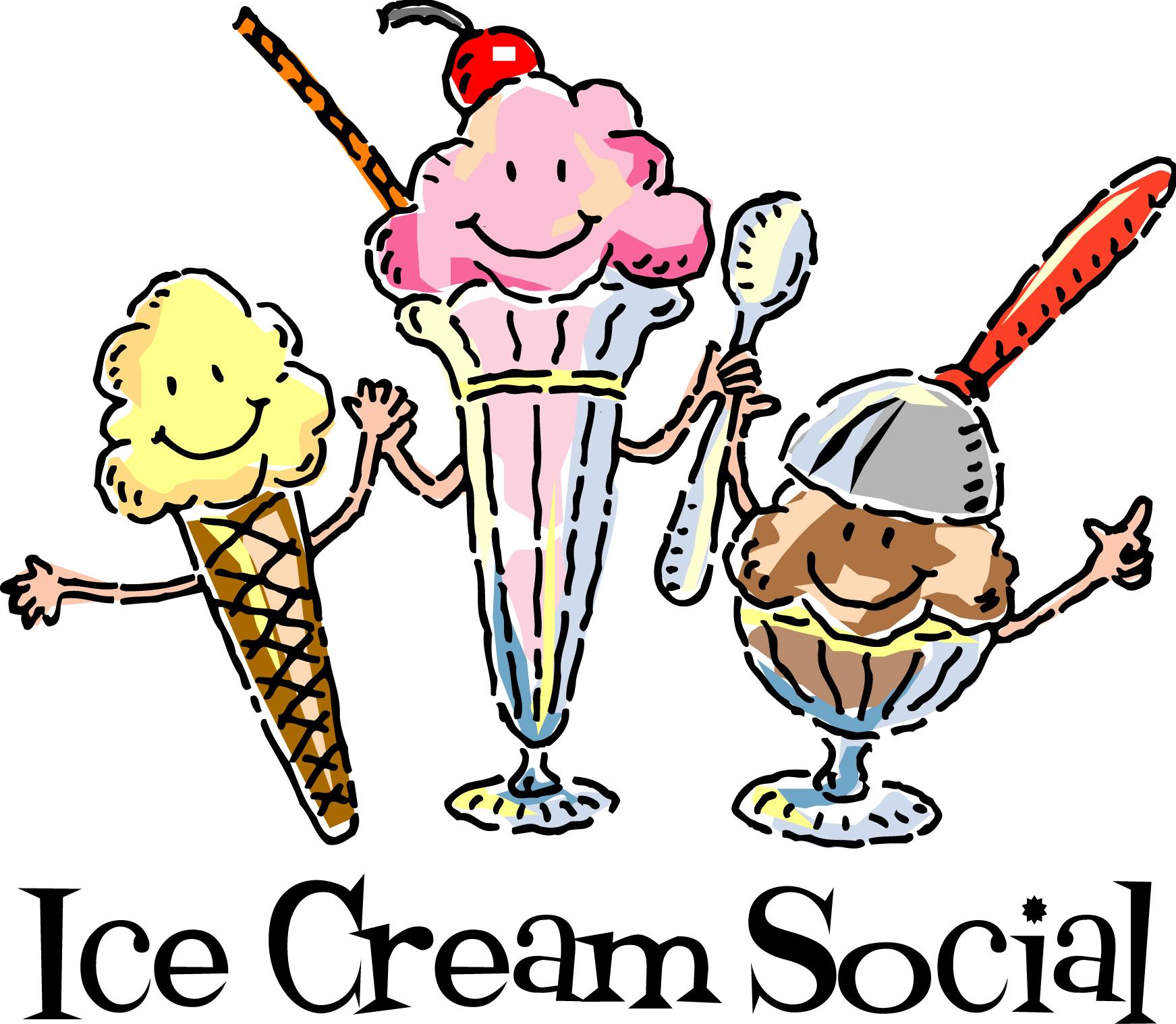 1743x1518 Ice Cream Social Clip Art Clipart Panda