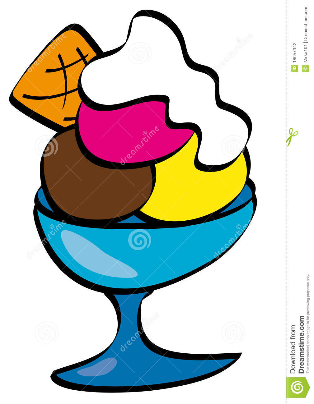 Icecream Clipart Free