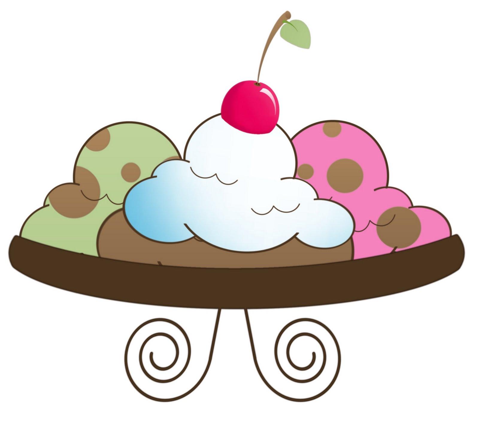 1600x1413 Ice cream sundae clipart 6