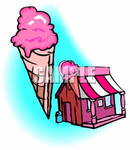 Icecream Cone Clipart