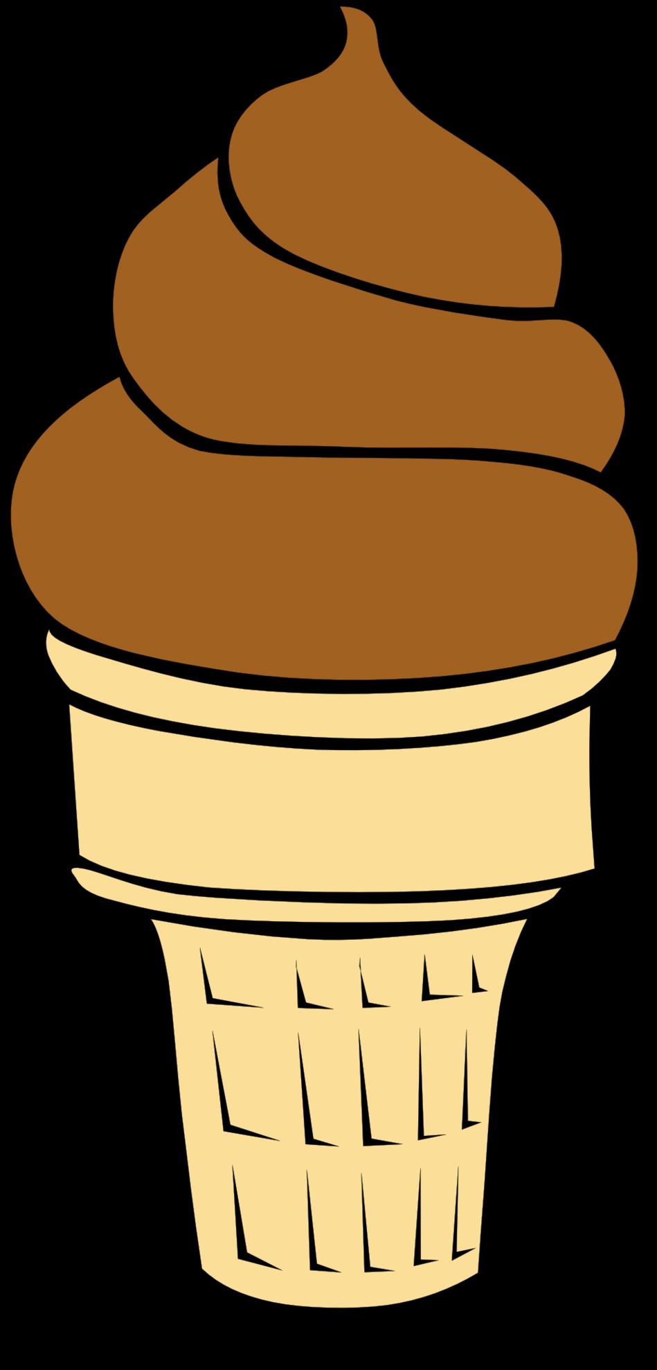 949x1978 Ice Cream Cone Clip Art Black And White Free