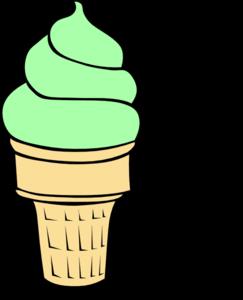 243x300 Pistachio Ice Cream Cone Clip Art