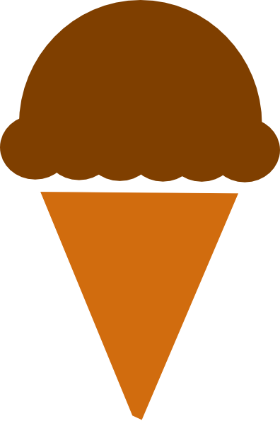 396x595 Ice Cream Silhouette Clip Art