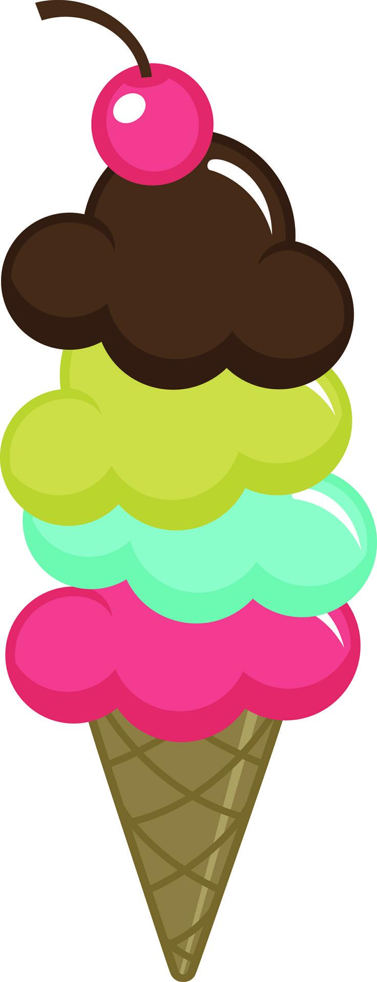 736x1915 Unique Ice Cream Scoop Clipart Photos