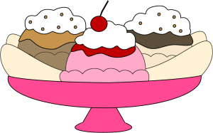 300x187 Ice Cream Clip Art