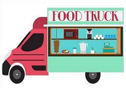 260x182 Free Food Truck Clipart