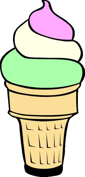 288x600 Ice cream sundae ice cream clip art