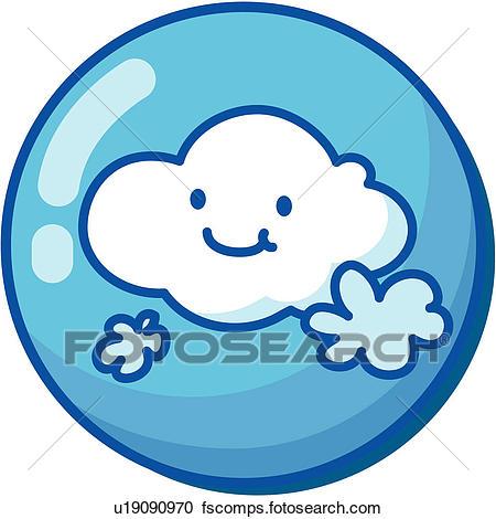 450x470 Clipart Of Logo, Nature, Cloud, Natural Phenomenon, Icon U19090970