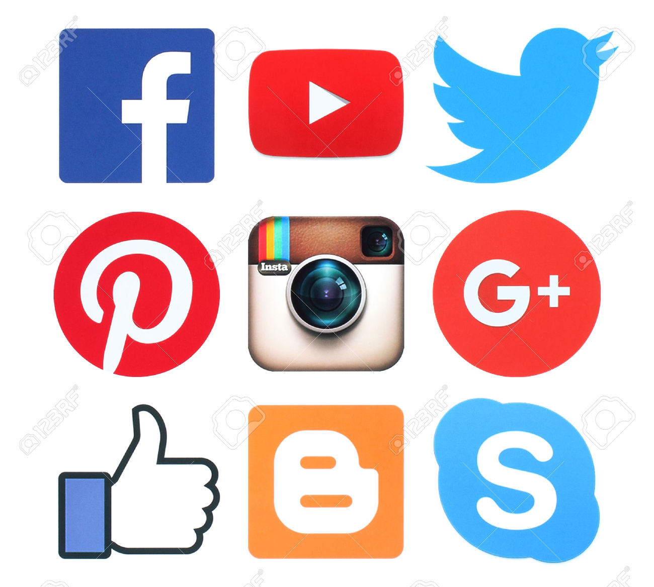 1300x1168 Icon Clipart Facebook And Instagram