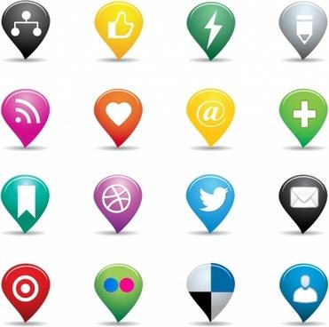 371x368 Social Media Icons Clip Art Free Vector Download (216,438 Free
