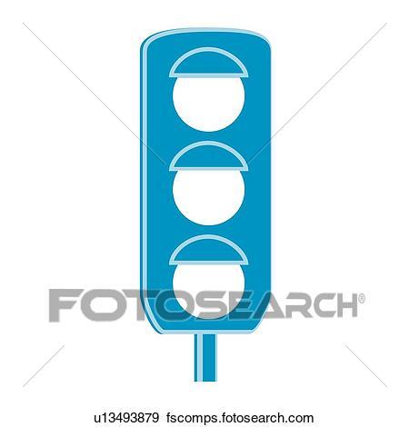 450x470 Clip Art Of Transportation, Icons, Signal, Traffic Lights, Traffic