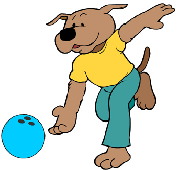 350x333 Idaho Dog Gains A Following For His Bowling Skills. Kuql Oldies