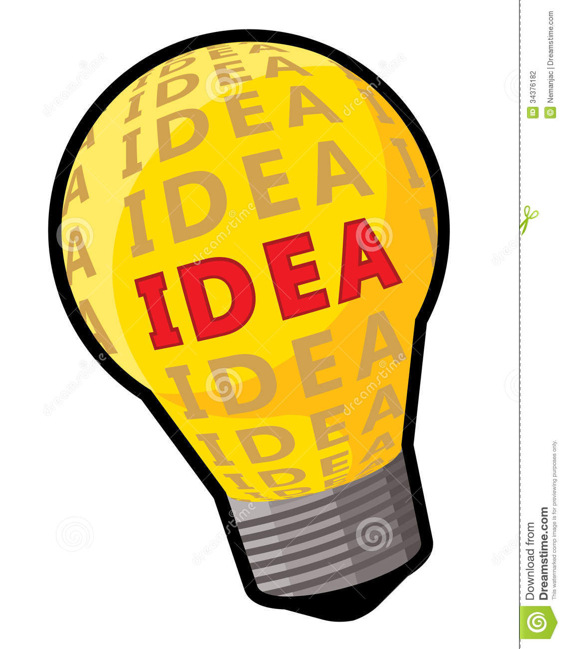 1130x1300 Thinking Light Bulb Clip Art Idea Bulb Concept Light Word 34376182