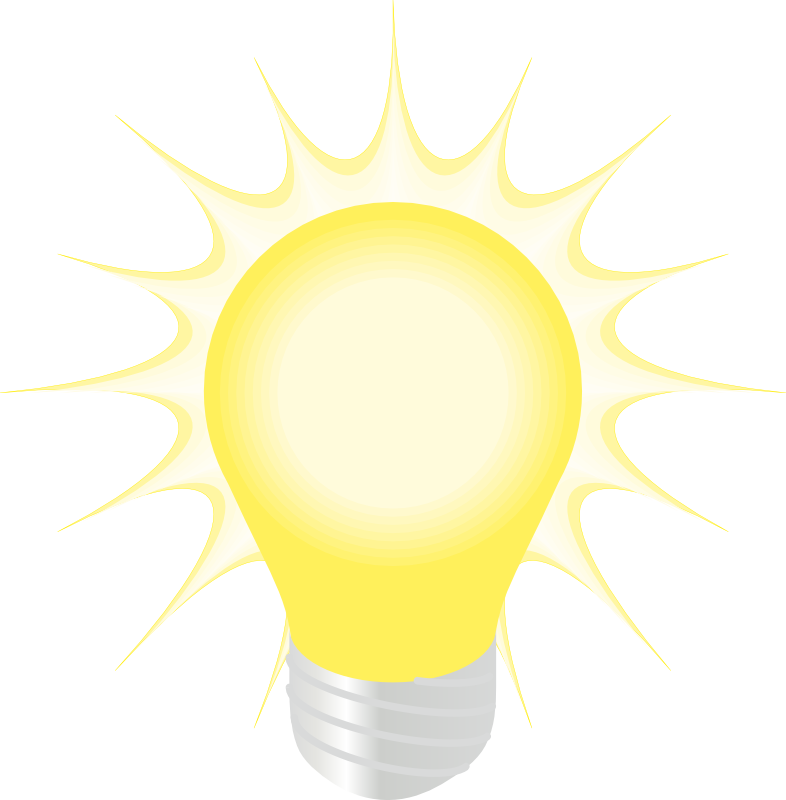 786x800 Idea Clipart Lighting Bulb
