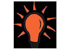 296x229 Lightbulb Idea Icon Clipart Panda