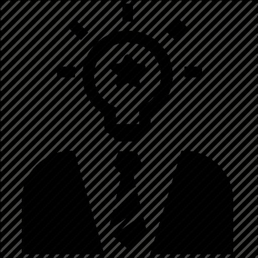 512x512 Business Idea, Creative Concept, Idea, Innovative, Think Idea Icon