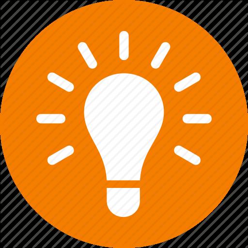 512x512 Circle, Creativity, Entrepreneur, Idea, Light Bulb, Lightbulb