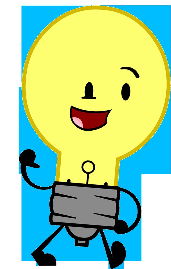 700x1100 Light Bulb Clipart Guy