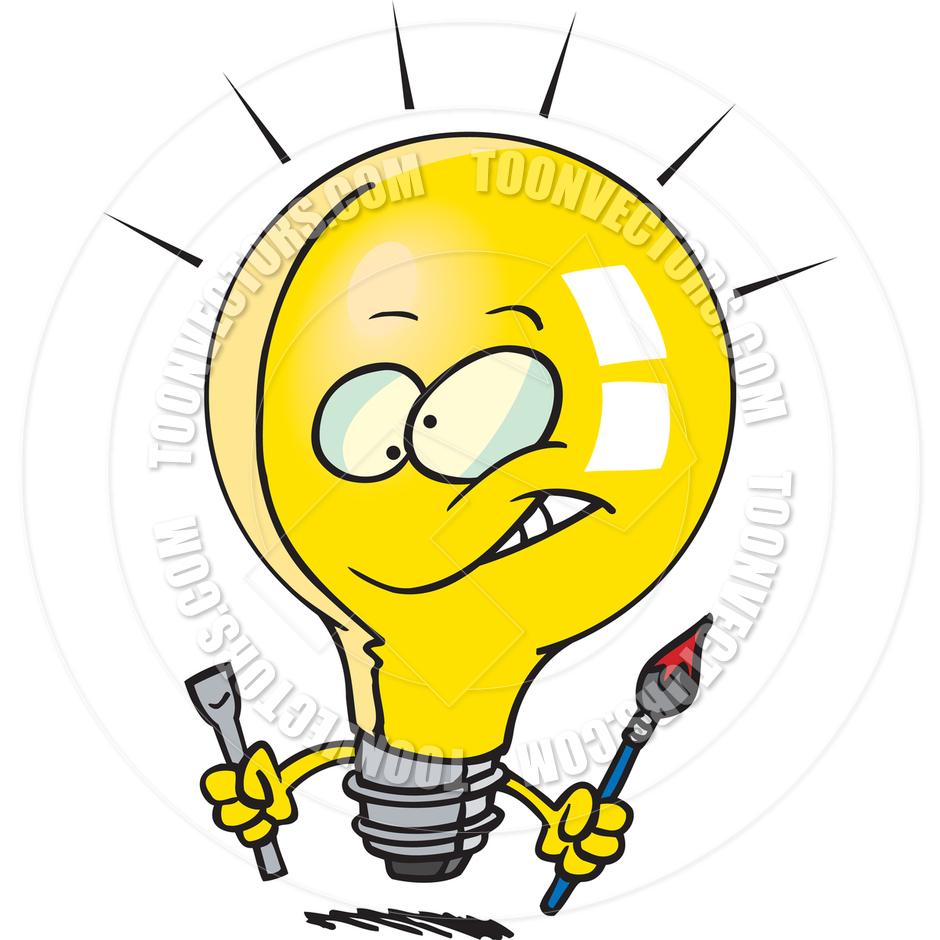 940x940 Cartoon Light Bulb Innovation Clipart Panda