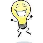 140x140 Good Idea Light Bulbs Clip Art, Lightbulb Idea Clipart Black
