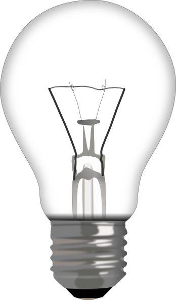 348x593 Light Bulb Clip