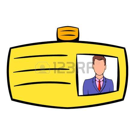 Identification Clipart