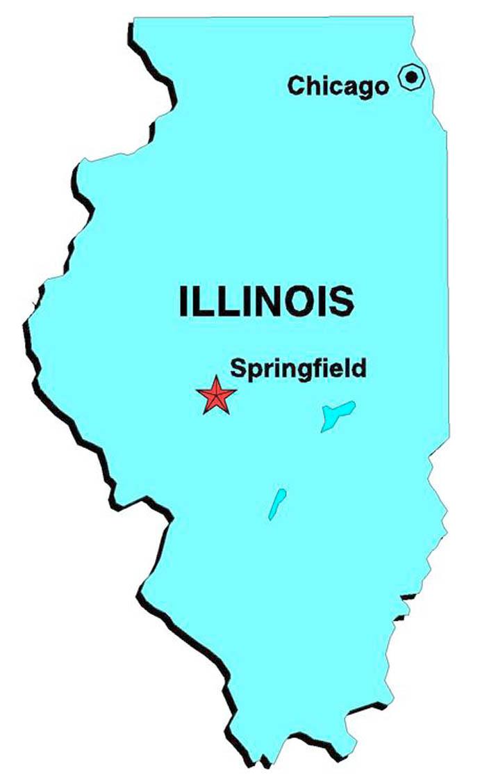 704x1127 Free Illinois Clipart