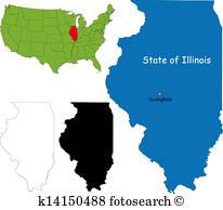 206x194 Illinois Clipart And Illustration. 1,139 Illinois Clip Art Vector