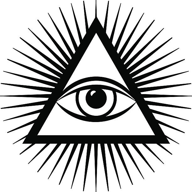 612x612 Illuminati Clipart All Seeing Eye