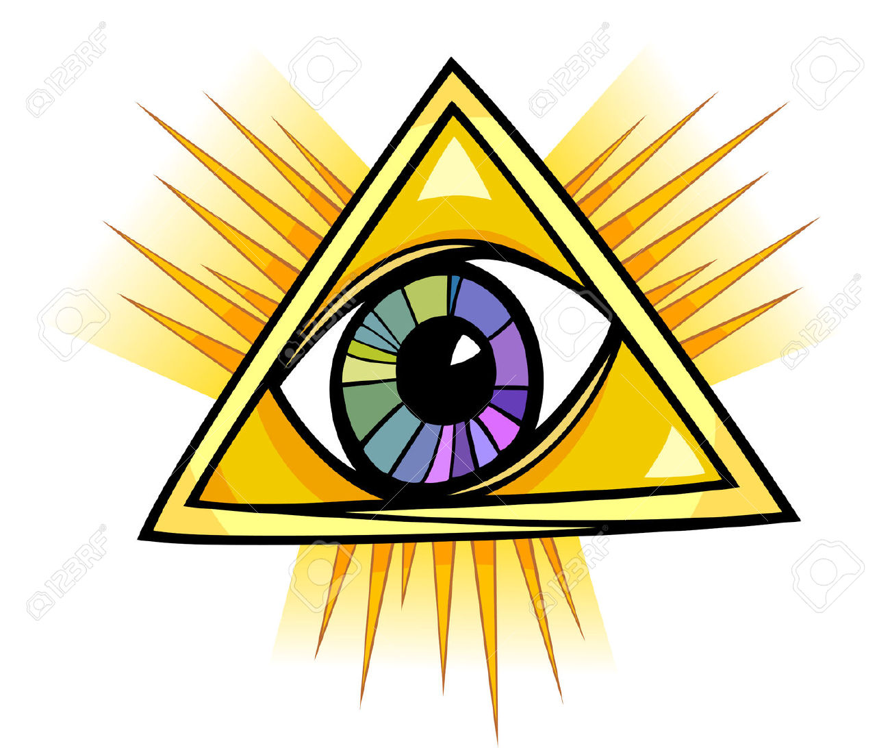 1300x1092 Illuminati Clipart Cartoon Illuminati