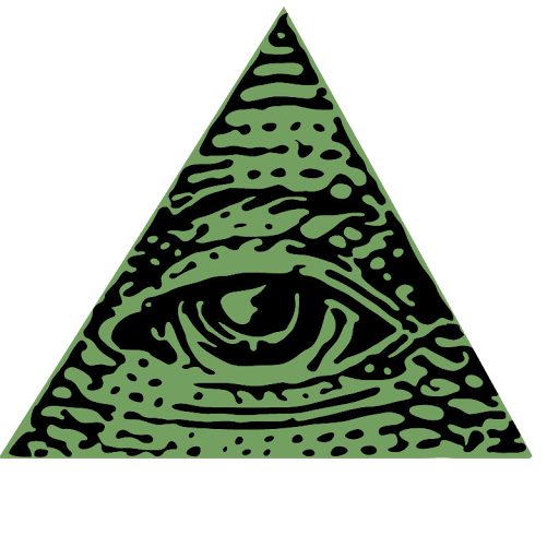 512x512 Illuminati Clipart Transparent