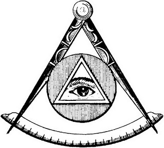 320x289 Illuminati Clipart Triangle