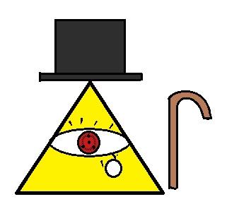 338x306 Rich Illuminati With Sharingan By Ultimatelazerbot