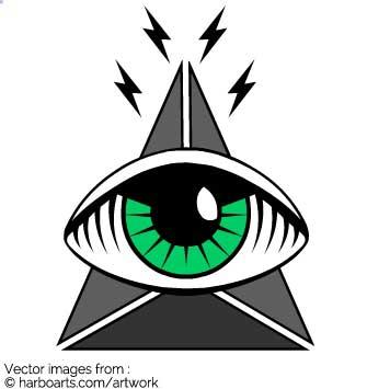 335x355 Download Illuminati Eye Symbol