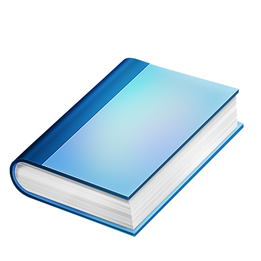 512x512 Book Icon Mixed Iconset Simiographics