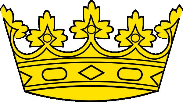 600x335 Crown Clipart