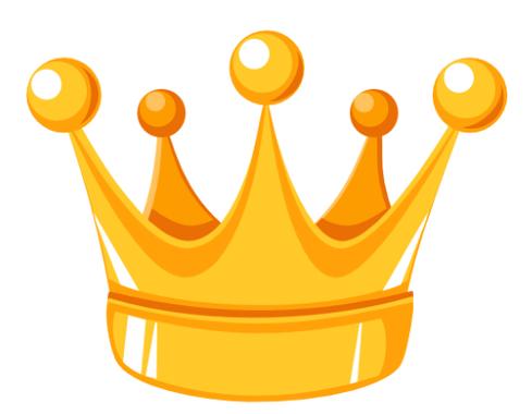 489x380 Crown Clipart