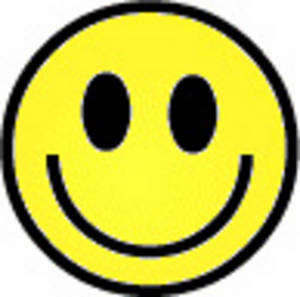 300x297 Free Smiley Face Cliparts