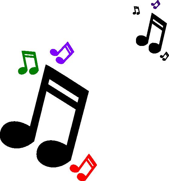 558x599 Musical Clipart Music Symbol