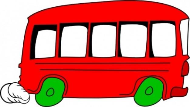 626x352 School Bus Vehicle Clip Art Clipart Panda