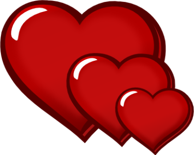 388x311 Clipart Heart Shape Free Images