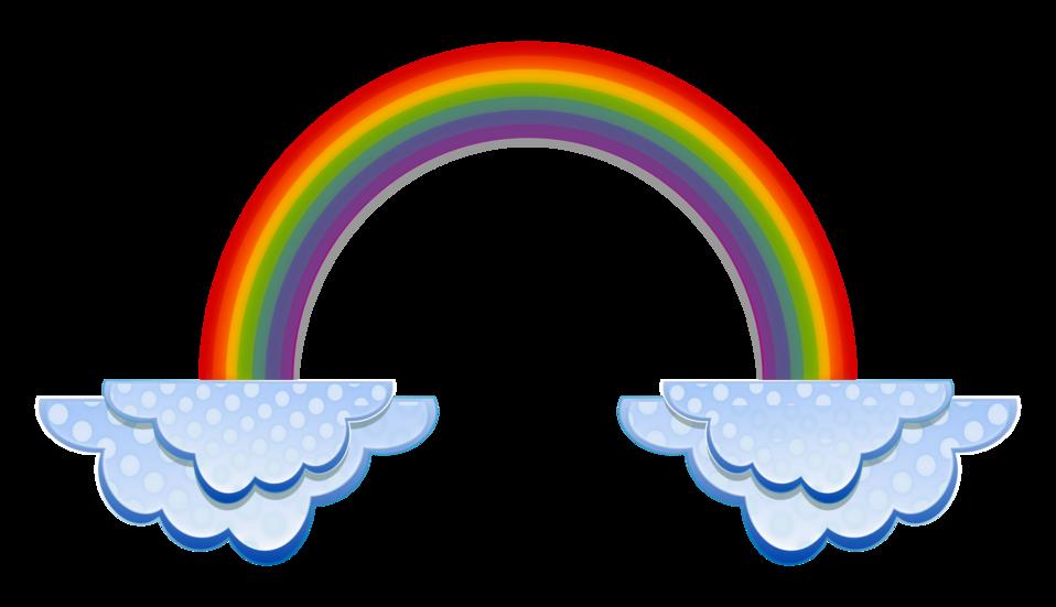 958x551 Free Rainbow Clipart