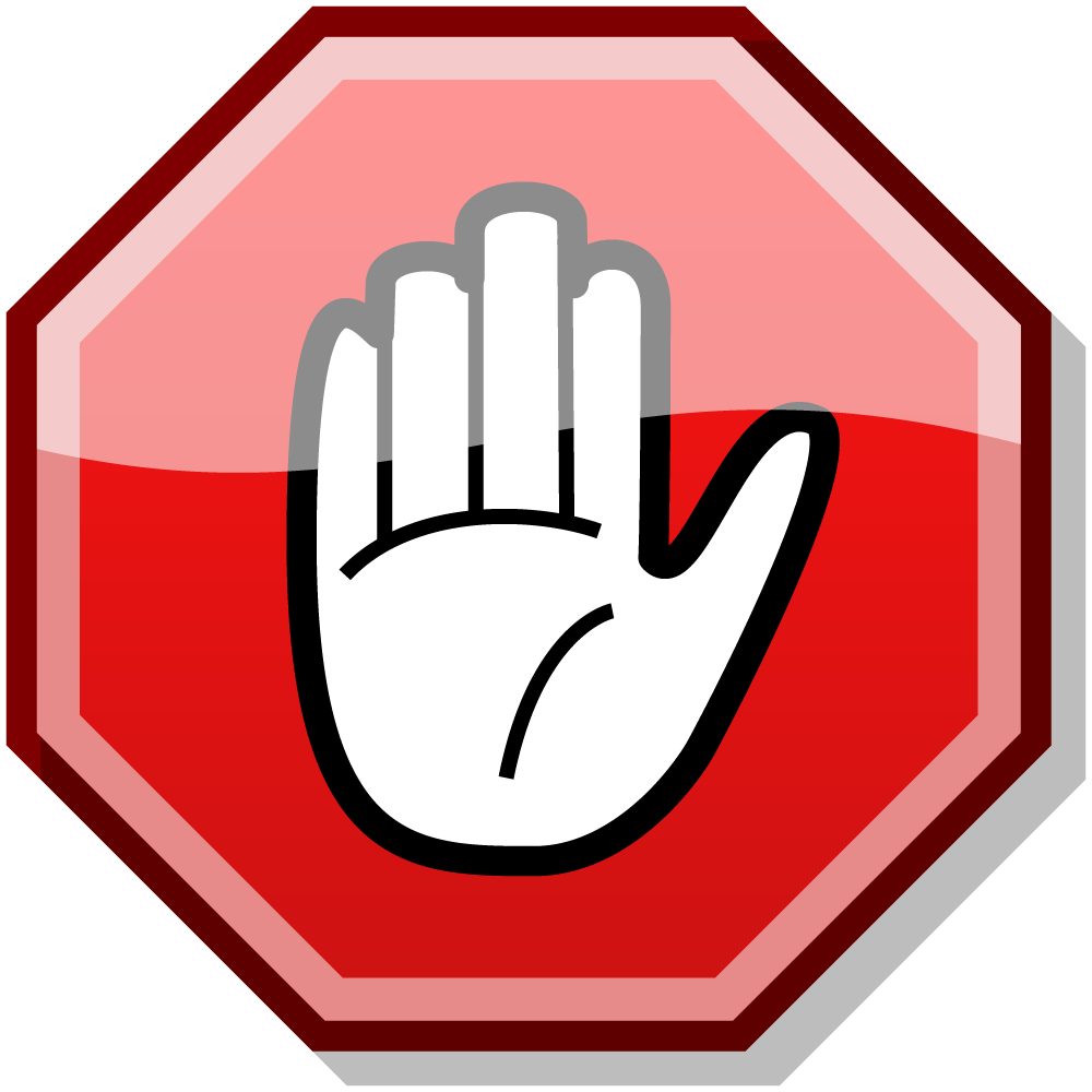 1000x1000 Stop Sign Template Printable Clipart 4