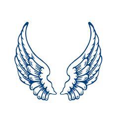 236x236 Fallen Angel Clipart Angel Wing