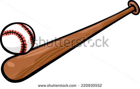 450x287 Baseball Bat Clipart Brown Objects