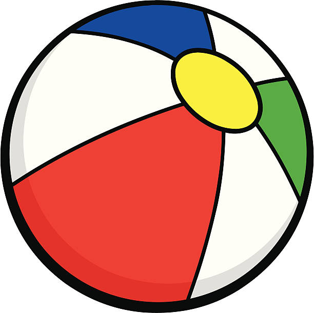 Image Of Beach Ball | Free download on ClipArtMag