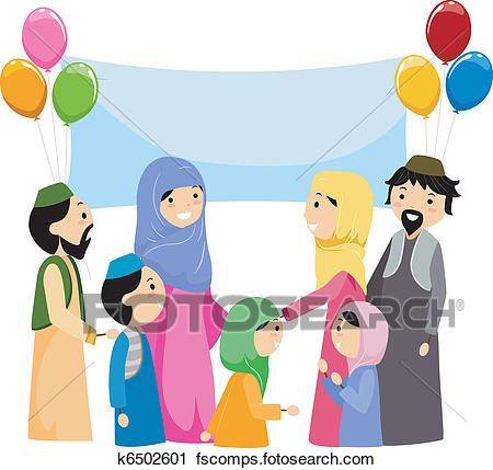 450x429 Eid Celebration Clip Art Vector Graphics. 8,591 Eid Celebration