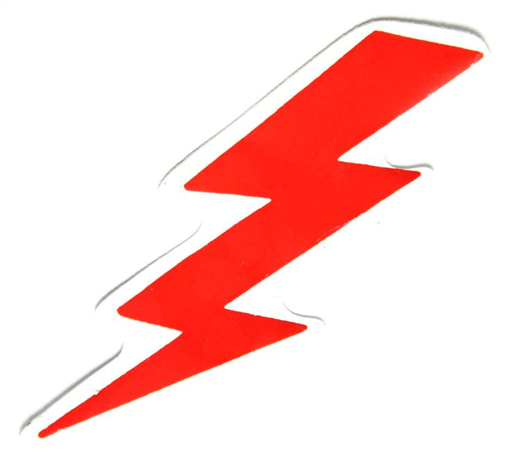 Image Of Lightening Bolt