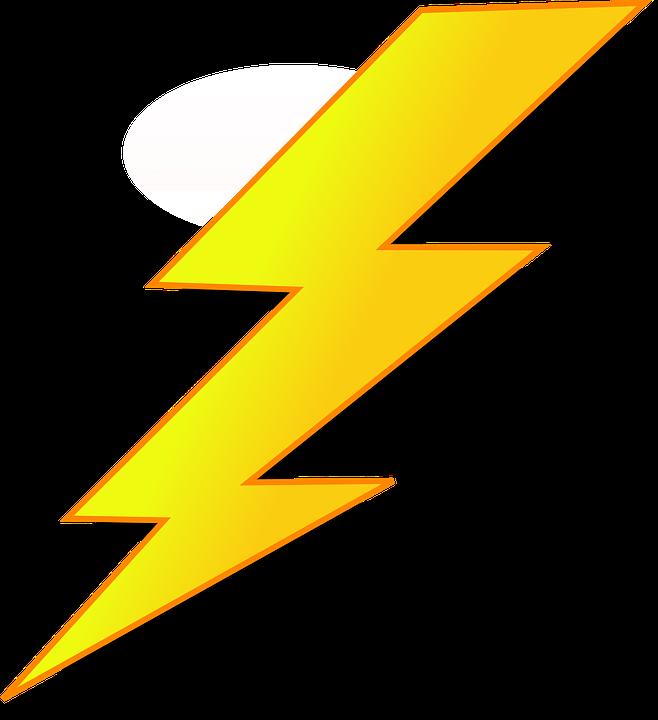 658x720 Lightening Clipart Lightning Flash